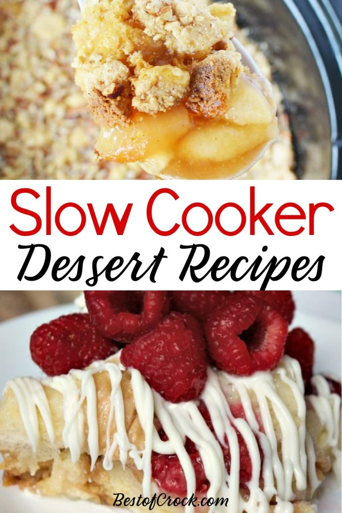 Slow cooker fruity dessert recipes help you turn an ordinary piece of fruit into a delicious dessert that you can share with everyone. Crockpot Fruit Cobbler | Crockpot Fruit Crisp | Slow Cooker Desserts | Fruity Recipes Crockpot | Slow Cooker Dessert Recipes | Crockpot Dessert Recipes #slowcooker #fruit