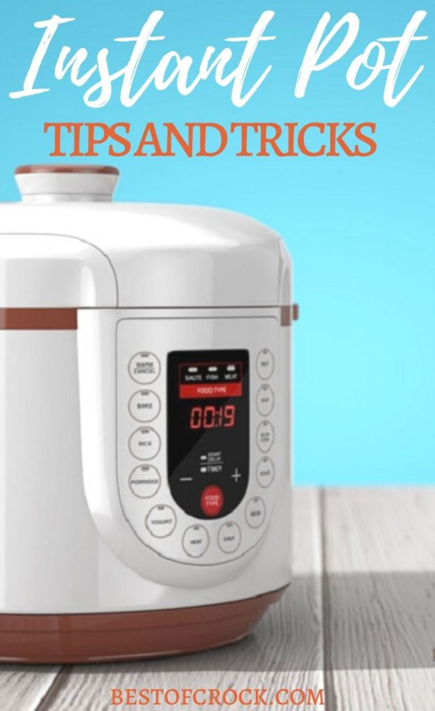 The best Instant Pot cooking tips will help you make the best Instant Pot recipes and get the most out of your Instant Pot meals. Instant Pot Tips and Tricks | Instant Pot Tricks for Beginners | Instant Pot Recipes | Cooking Tips for Instant Pots | Pressure Cooker Tips and Tricks | Instant Pot Ideas #instantpot #tips