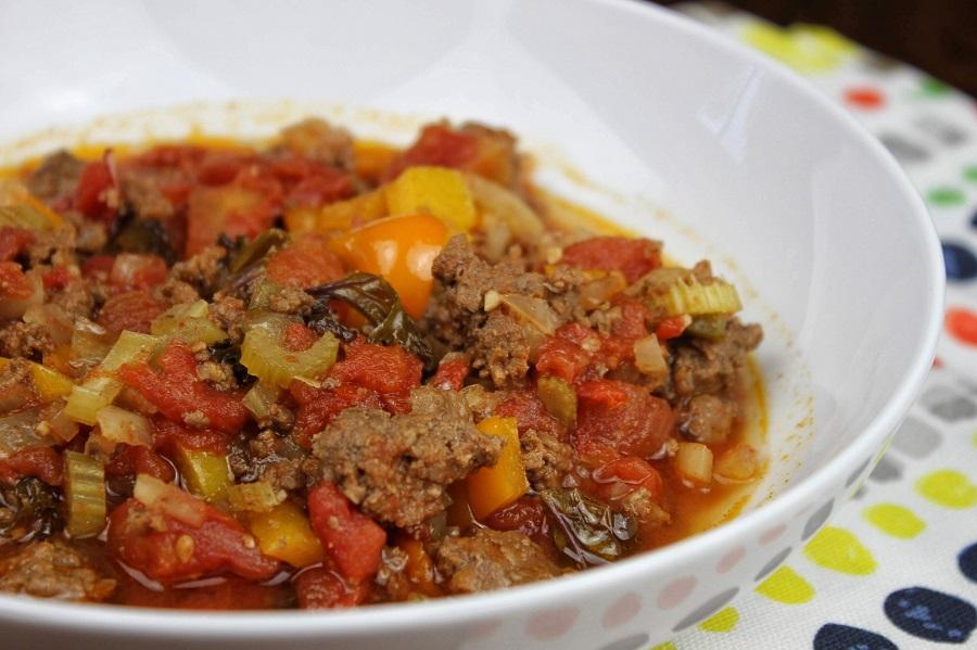Crockpot Turkey Chili Without Beans
