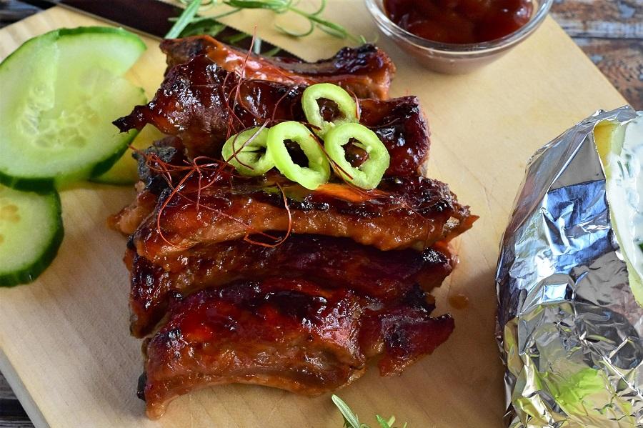 Finger Licking Good Crockpot BBQ Ribs Recipes