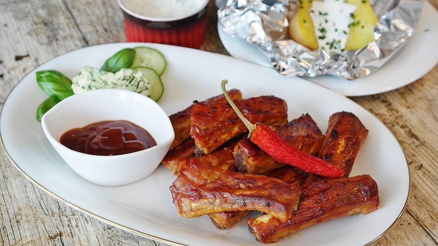 These slow cooker BBQ ribs are so delicious and tender. With how easy they are to make, you can fix it and forget it and have dinner waiting for you. Slow Cooker Beef Ribs   Slow Cooker Boneless Pork Ribs   Slow Cooker Ribs Beer   Healthy Slow Cooker Country Style Ribs   Sweet Baby Rays Crockpot Boneless Ribs