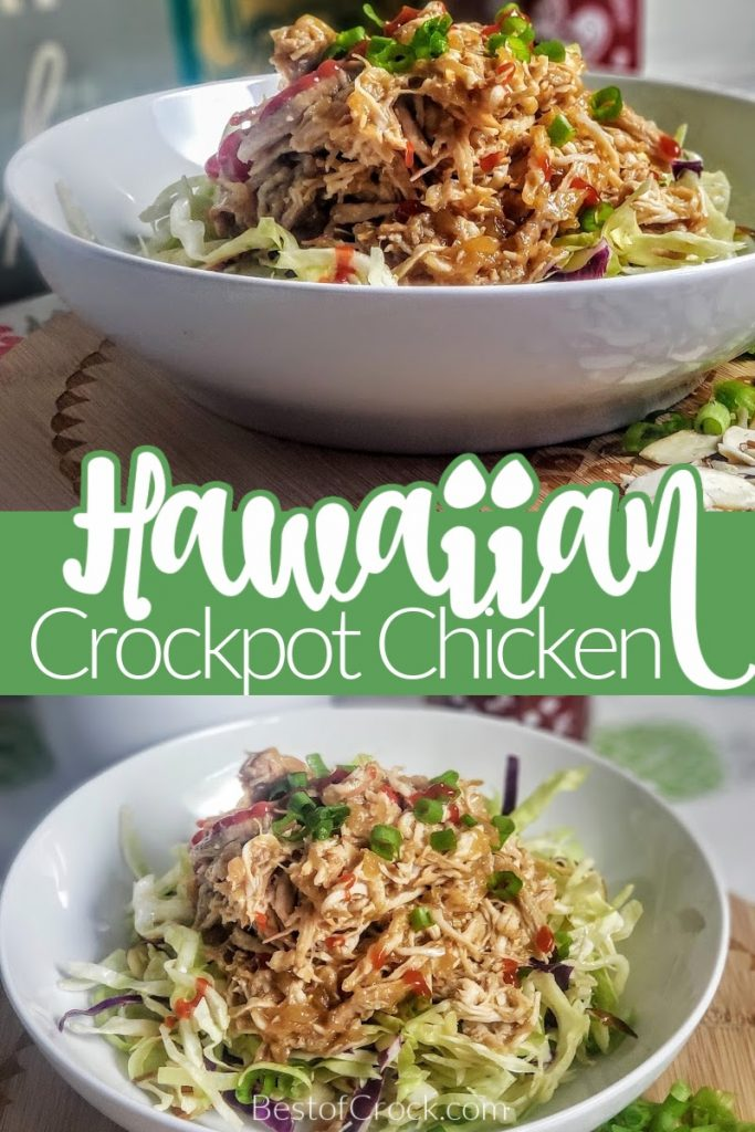 Enjoy this easy and delicious crockpot Hawaiian chicken recipe! It is also gluten and dairy-free making it perfect for healthy meal planning. Crockpot Chicken Recipes | Slow Cooker Chicken Recipes | Hawaiian Chicken Recipes | Hawaiian Chicken Recipe Slow Cooker | Gluten Free Chicken Recipes | Dairy Free Chicken Recipes | Hawaiian Crockpot Recipes | Slow Cooker Hawaiian Food #Crockpotrecipes #crockpotchicken