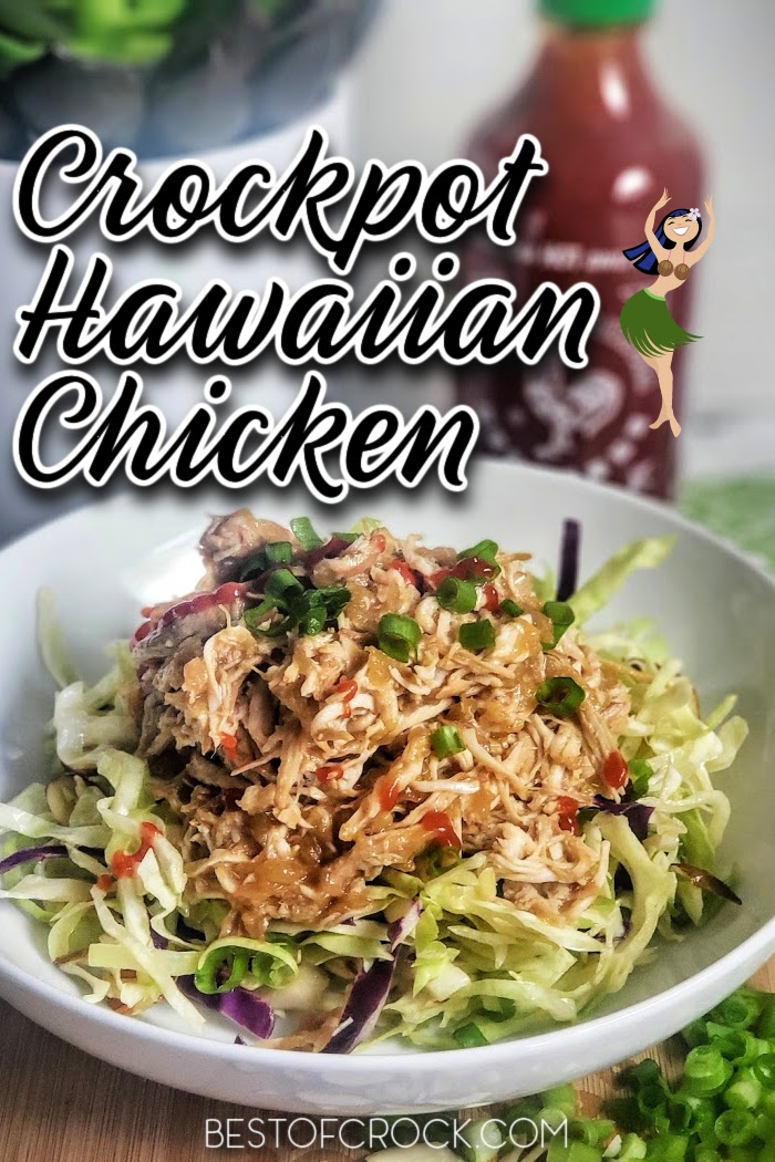 Enjoy this easy and delicious crockpot Hawaiian chicken recipe! It is also gluten and dairy-free making it perfect for healthy meal planning. Crockpot Chicken Recipes | Slow Cooker Chicken Recipes | Hawaiian Chicken Recipes | Hawaiian Chicken Recipe Slow Cooker | Gluten Free Chicken Recipes | Dairy Free Chicken Recipes | Hawaiian Crockpot Recipes | Slow Cooker Hawaiian Food #Crockpotrecipes #crockpotchicken via @bestofcrock