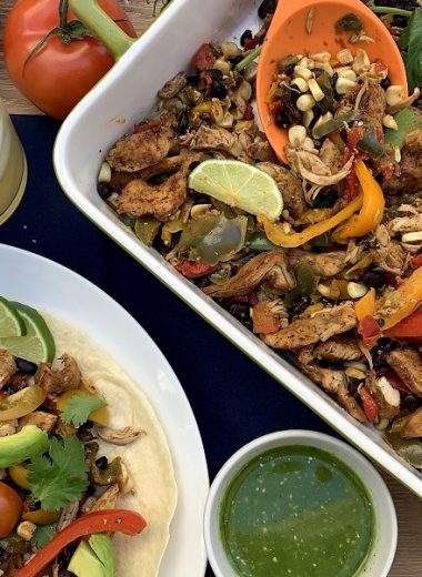 Crockpot chicken fajitas with frozen corn make for an easy delicious crockpot dinner that is a family-approved recipe. Crockpot Chicken Fajitas Tasty | Crockpot Chicken Fajitas Without Tomatoes | Easy Shredded Chicken Fajitas | Pulled Chicken Fajita Slow Cooker | Slow Cooker Chicken Fajitas Pinterest