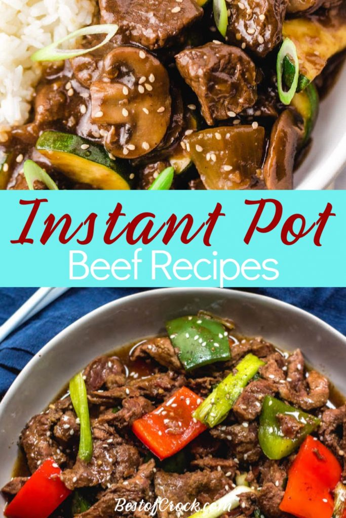 Healthy Instant Pot meals with beef are easy pressure cooker recipes that you can make for family dinners or large gatherings. Beef Pressure Cooker Recipes | Pressure Cooker Dinner Recipes | Instant Pot Dinner Recipes | Family Dinner Recipes with Beef | Beef Recipes for Parties | Dinner Party Recipes #instantpot #beef