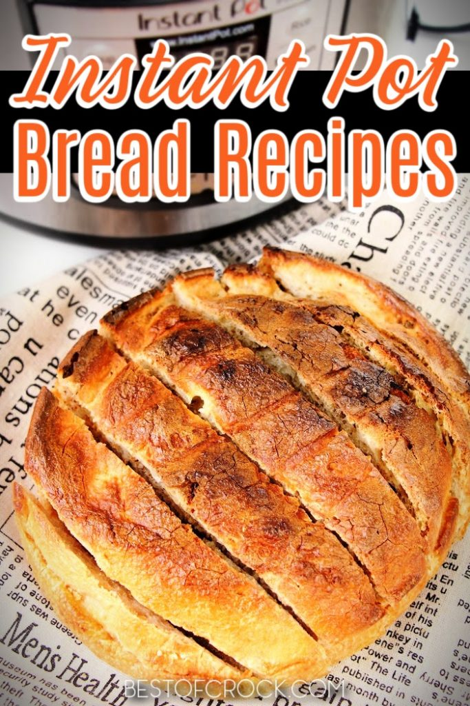Instant Pot bread recipes make cooking bread at home and enjoying freshly made bread so much easier to do on a weekly basis. Instant Pot Bread Ideas | Tips for Making Bread Instant Pot | Instant Pot Appetizer Recipe | Instant Pot Side Dish Recipe | Dinner Recipes Instant Pot | Breakfast Recipes Instant Pot #instantpot #bread