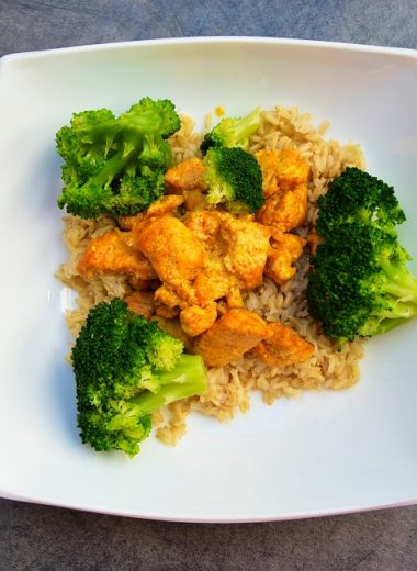 Chicken and Rice Crockpot Recipes Chicken with Broccoli and Brown Rice