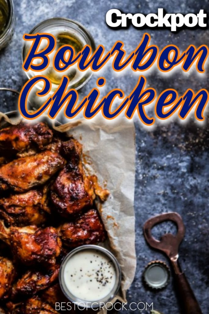 A delicious crockpot bourbon chicken recipe is easy to make and filled with flavor! Plus there are so many sides you can serve with it that everyone is sure to enjoy this meal for dinner. Bourbon Chicken Like Food Court | Crockpot Chicken Recipes | Bourbon Chicken Marinade | Slow Cooker Bourbon Chicken | Easy Dinner Recipes | Crockpot Dinner Recipes with Chicken | Chicken Slow Cooker Recipes  #crockpot #chicken