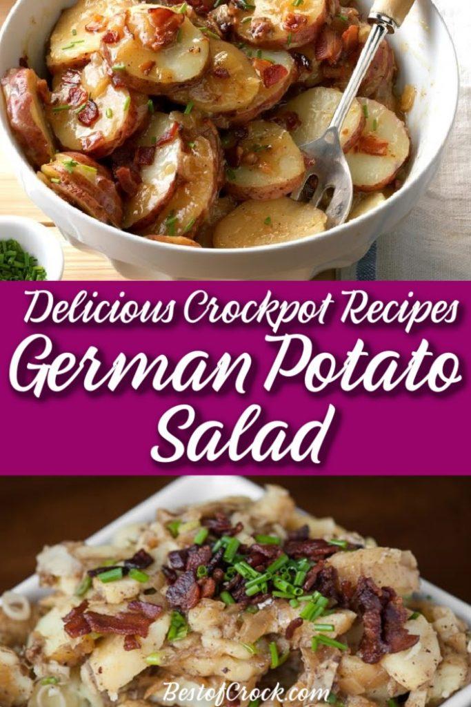 German Potato Salad Recipe Slow Cooker