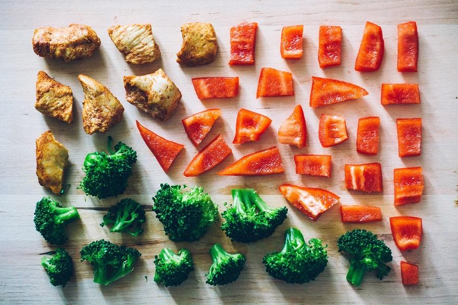 Instant Pot Pepper Soup Recipes Chopped Veggies