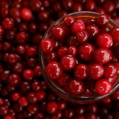 Instant Pot Cranberry Chicken Recipes a Jar of Cranberries