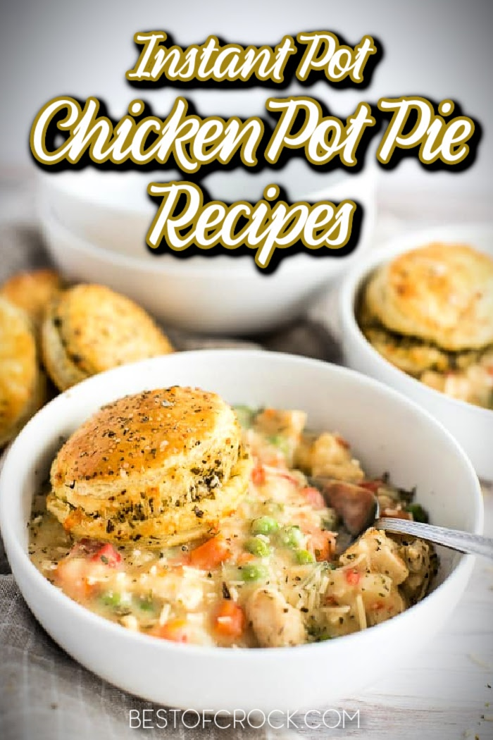 Pressure cooker chicken pot pie recipes are the best way to enjoy this classic and delicious dish without the long cooking time. Pressure Cooker Chicken Pot Pie Soup | Pressure Cooker Chicken Soup Recipes | Instant Pot Recipes with Chicken | Instant Pot Soup Recipes | Pressure Cooker Chicken Casserole Recipes | Chicken Recipes for Dinner | Fall Recipes | Fall Recipes with Chicken #instantpot #chicken via @bestofcrock