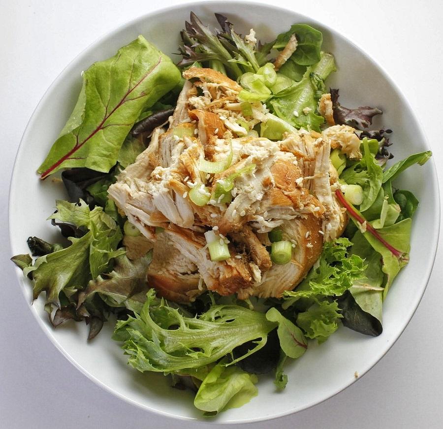 Healthy Instant Pot Teriyaki Chicken