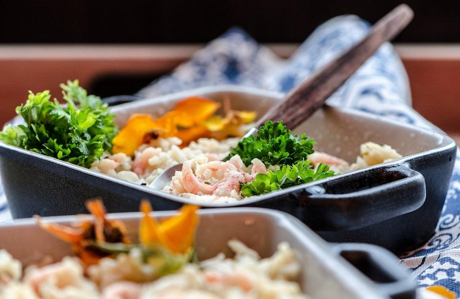 Crockpot Shrimp Recipes Distant View of a Shrimp Dip