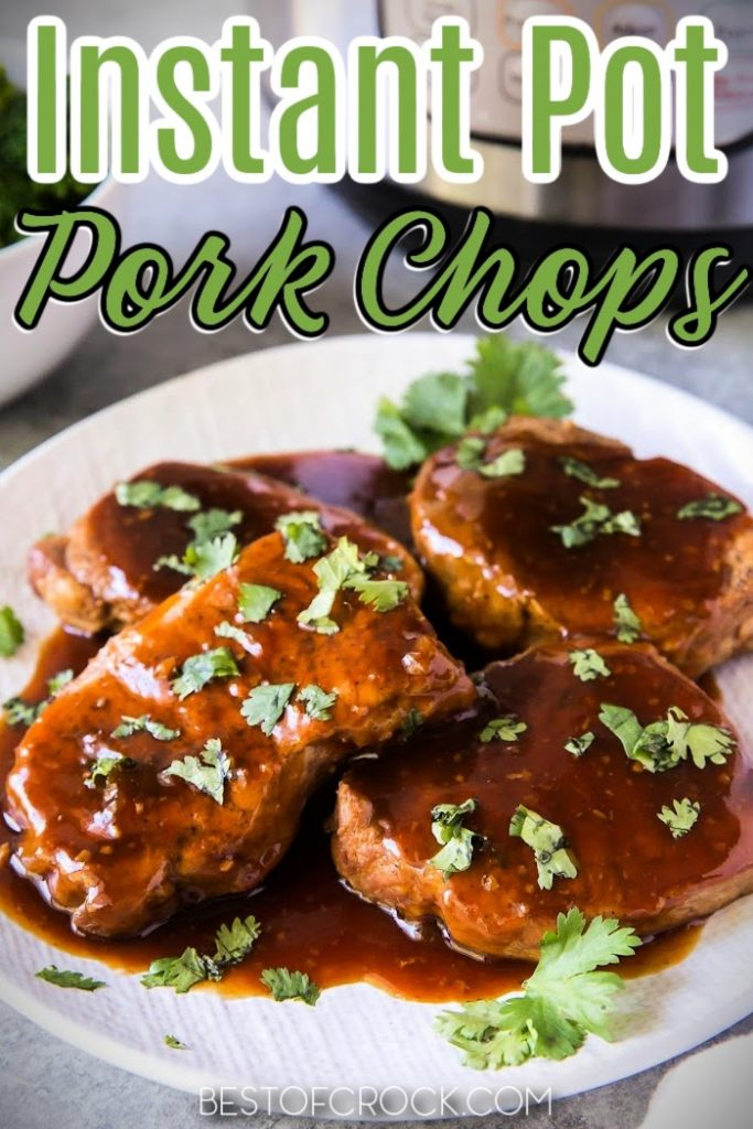 Instant Pot pork chops recipes are easy to make and are perfect for meal planning for an easy family dinner or a dinner for two meals on date night. Instant Pot Pork Recipes | Instant Pot Dinner Recipes | Instant Pot Pork Chops with Mushroom Soup | Instant Pot Pork Chops Bone-In | Instant Pot Pork Chops and Rice | Healthy Instant Pot Pork Chops | Pressure Cooker BBQ Pork Chops | Instant Pot Recipes with Pork | Homemade Pork Chop Recipes #instantpotrecipes #porkchops