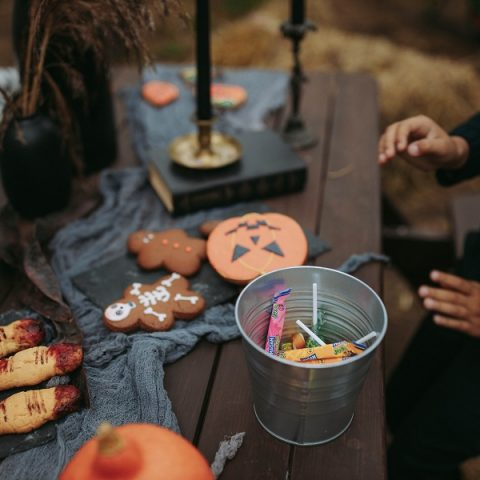 Easy Instant Pot Halloween Recipes for a Spooky Night